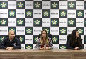 A pedido da DRCI, Justiça estabeleceu multa diária ao Facebook por não cooperar com informações sobre o jogo Baleia Azul Foto: Fabiano Rocha / Agência O Globo