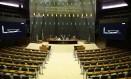 O plenário da Câmara dos Deputados Foto: Jorge William / Agência O Globo / 17-7-17