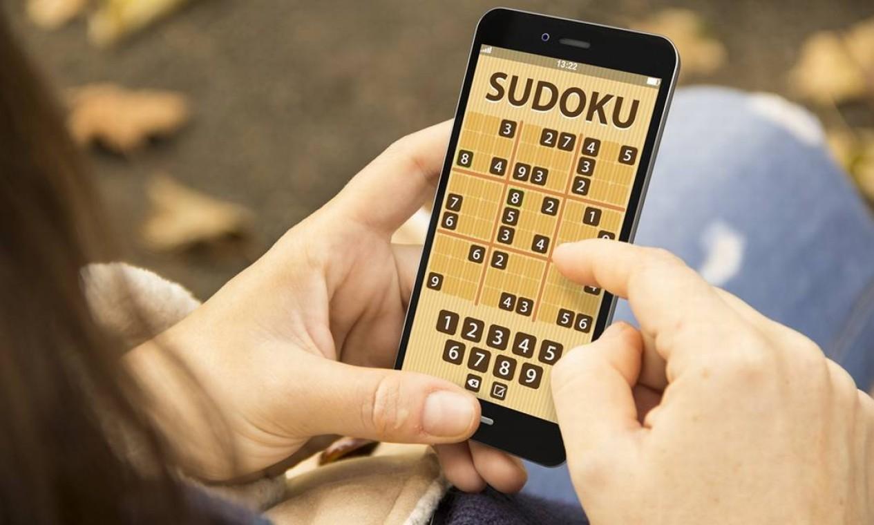Entre outras habilidades, o Sudoku ajuda a desenvolver o planejamento, agilidade e raciocínio lógico e matemático Foto: Fotolia