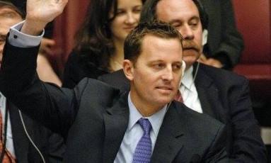 Richard Grenell já foi porta-voz dos EUA nas Nações Unidas Foto: Reprodução/Facebook
