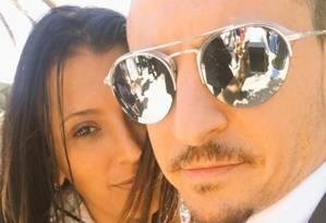 Talinda e Chester eram casados desde 2006 Foto: Reprodução / Twitter
