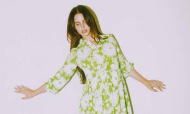 Lana Del Rey Foto: Divulgação