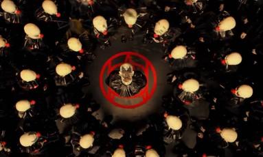 Cena do teaser da nova temporada de 'American Horror Story' Foto: Reprodução