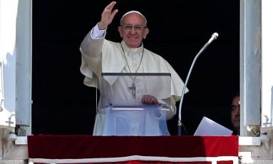 Papa Francisco faz doação de 25 mil euros para combate à fome Foto: MAX ROSSI / REUTERS
