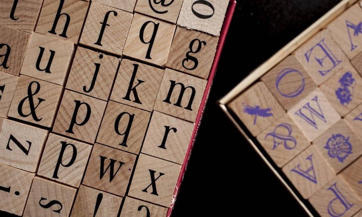 A criatividade é bastante estimulada com jogos de palavras Foto: iStock