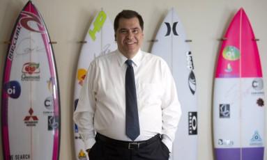 "Marco Schroeder, presidente da Oi: "" Foto: Gustavo Miranda / Gustavo Miranda/25-11-2016"