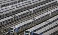 Trens do Metrô de SP: empresa investigou seu ex-diretor e achou incompatibilidade patrimonial