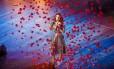 Alterego. Clarice Falcão encarna versão de si mesma para cantar datas especiais, que vão do Carnaval ao dia do sexo Foto: Divulgação