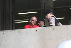 Marcos Valério foi condenado a 37 anos de prisão na Ação Penal 470, mais conhecida como mensalão Foto: Denilton Dias / O Tempo 04/04/2017 / Agência O Globo