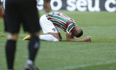 Richarlison lamenta chance perdida Foto: Antonio Scorza