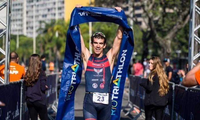 Circuito Uff Rio Triathlon : Sclebin e cravo vencem a segunda etapa do duathlon