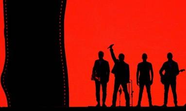 U2 durnate show em Dublin, na Irlanda Foto: CLODAGH KILCOYNE / REUTERS
