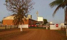 Fazenda do ministro Blairo Maggi, em Rondonópolis-MT, foi ocupada pelo MST nesta terça Foto: Reprodução / Facebook