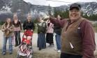 Líder religioso com 25 esposas e 145 filhos é condenado por poligamia Foto: AP