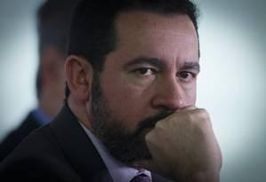 O ministro do Planejamento, Desenvolvimento e Gestão, Dyogo Oliveira Foto: André Coelho / Agência O Globo