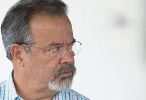 O ministro da Defesa, Raul Jungmann Foto: André Coelho - 12/02/2017 / Agência O Globo