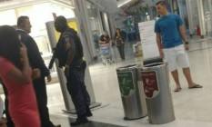 Joalheria Monte Carlo é assaltado em shopping na Baixada Fluminense Foto: Foto: Reprodução/Ui Meriti