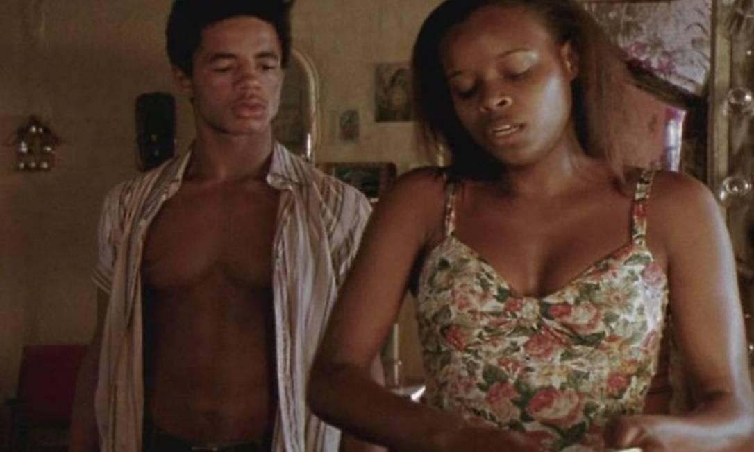 Na época do filme: Roberta Rodrigues iniciou a carreira no cinema no filme Cidade de Deus, interpretando Berenice. Foto: Reprodução