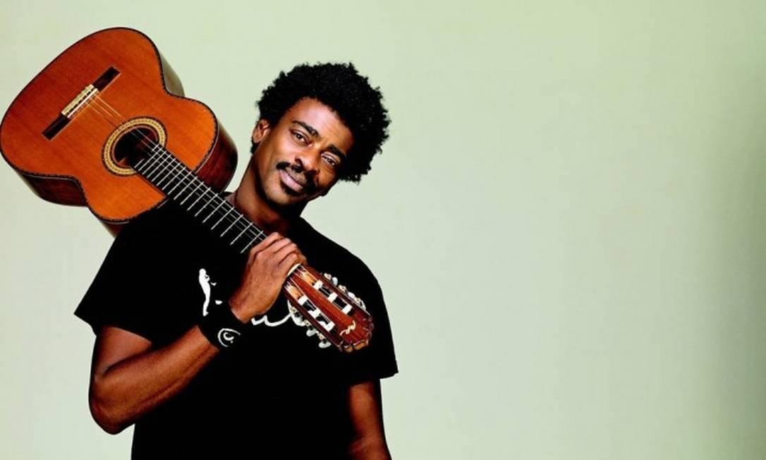 Atualmente: Músico bem-sucedido, Seu Jorge já foi vocalista da banda Farofa Carioca e agora segue carreira solo. Atuou em vários filmes e novelas da TV Globo. Foto: Divulgação