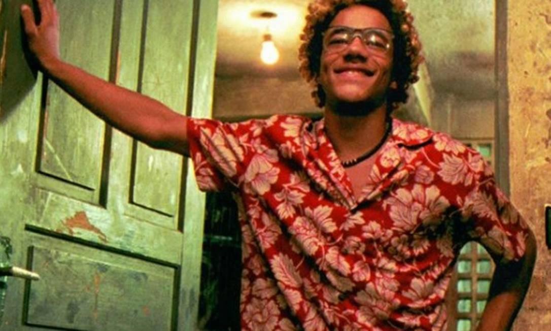 Na época do filme: Jonathan Haagensen fez o personagem Benê Foto: Reprodução