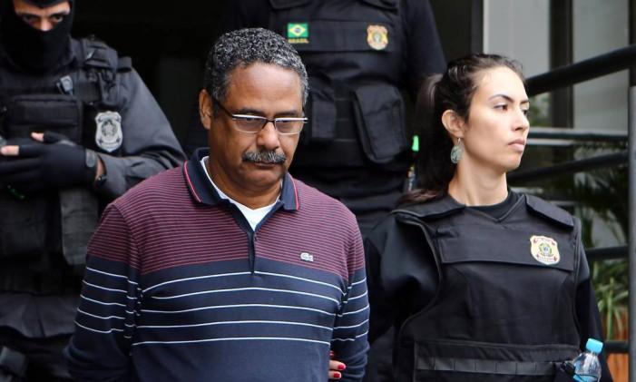O ex-gerente da Petrobras Roberto Gonçalves Foto: Geraldo Bubniak / Agência O Globo / 28-3-17