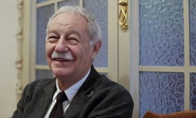 O escritor catalão Eduardo Mendoza Foto: Pau Barrena / AFP