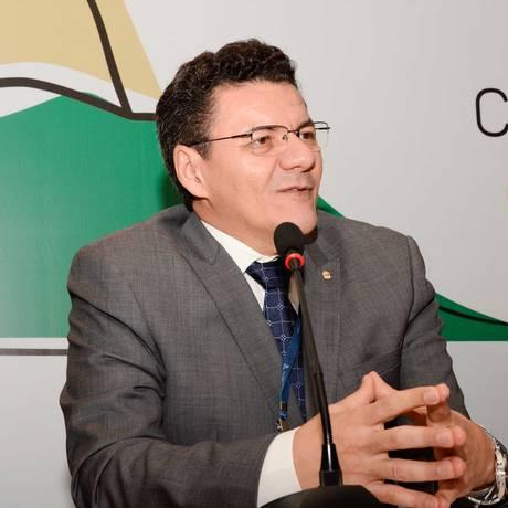 O presidente da Ajufe, Roberto Veloso Foto: Divulgação/Ajufe