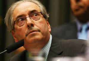 Eduardo Cunha Foto: Ailton de Freitas / Agência O Globo