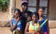 A simpatia é um traço comum entre os habitantes de Moçambique