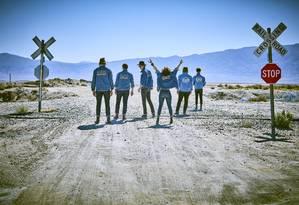Arcade Fire lança seu quinto álbum de estúdio, 'Everything now' Foto: Guy Aroch / Divulgação