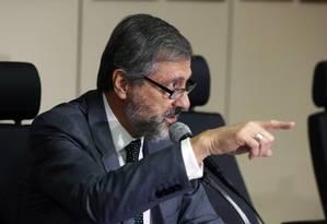 O ministro da Justiça,Torquato Jardim Foto: Givaldo Barbosa / Agência O Globo
