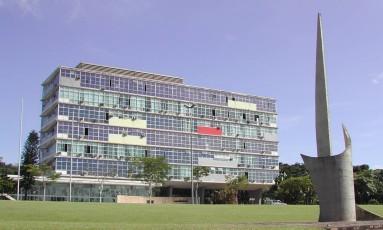 Estudantes de Arquitetura da UFMG acusaram professor de passar projeto racista Foto: Divulgação/ Foca Lisboa - UFMG
