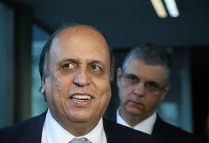 O governador do Rio, Luiz Fernando Pezão Foto: Ailton de Freitas - 11/07/2017 / Agência O Globo