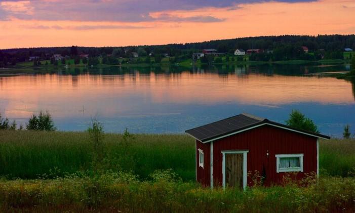 Chalé no Arquipélago Finlandês Foto: Visit Finland / Divulgação