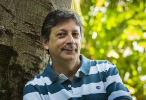 Cadu diz que a gestão das unidades de conservação está cada vez mais sob o domínio de prefeituras e estados Foto: Fernando Lemos / Agência O Globo