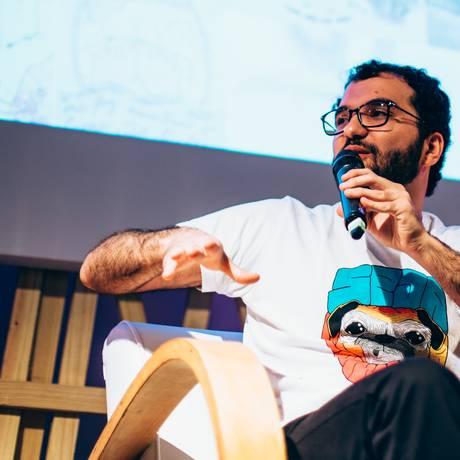 Caio Dib, que vai participar do evento Educação 360 Tecnologia Foto: Divulgação/ihateflash.net / Divulgação/ihateflash.net