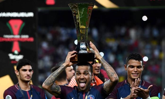 Resultado de imagem para supercopa da França