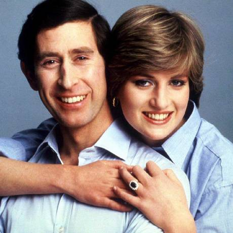 Príncipe Charles e princesa Diana Foto: Reuters