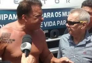 Wladimir Costa é acusado de injúria e difamação por artistas Foto: Reprodução/PMDB