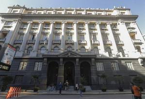 Faculdade de Direito da Uerj pode se mudar para prédio do Tribunal de Justiça do Rio Foto: Gabriel de Paiva / Agência O Globo