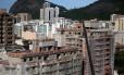 Prédio em construção em Botafogo. Foto Custodio Coimbra