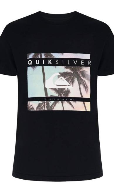 Camisa Quiksilver (www.quiksilver.com.br), R$ R$44 Divulgação