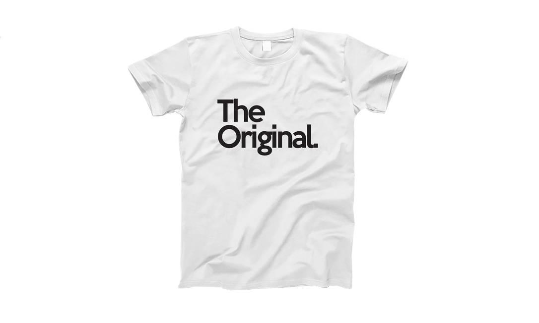 Camiseta The Original Dimona (www.dimona.com.br), R$ 23 Divulgação