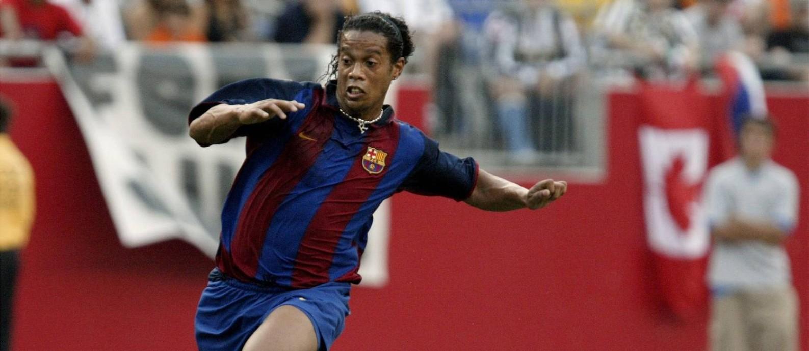 Neymar Faz Caminho Inverso De Ronaldinho Gaúcho, Que Mudou