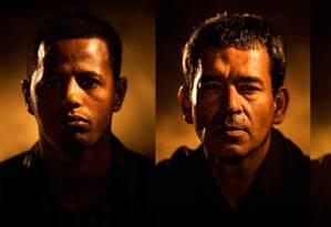 Refugiados que vivem no Rio contam suas histórias de vida Foto: Fábio Seixo / Agência O Globo