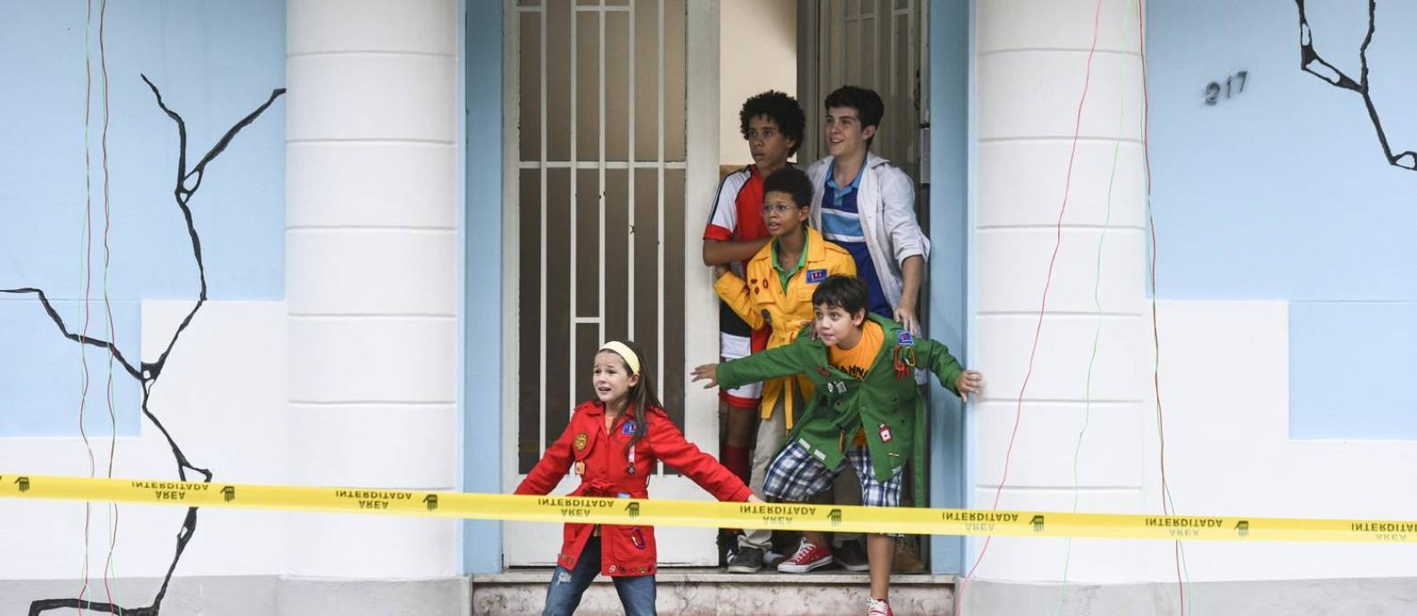 'D.P.A - O filme' atinge um milhão de espectadores e se torna filme brasileiro mais visto do ano Foto: Divulgação