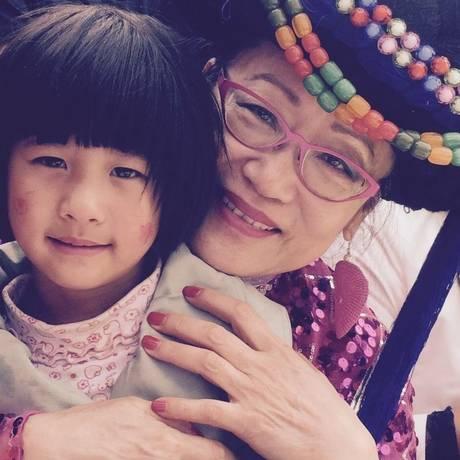 Linhagem: avós passam o comando para a filha mais inteligente e capaz, não para a mais velha Foto: Divulgação
