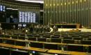 O plenário da Câmara dos Deputados Foto: Givaldo Barbosa / Agência O Globo / 3-8-17