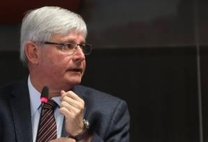 O procurador-geral da República, Rodrigo Janot Foto: Givaldo Barbosa / Agência O Globo