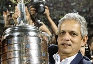 Rueda conquistou a Libertadores de 2016 pelo Atlético Nacional Foto: Reprodução/Instagram